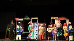 Theater Play Buffon