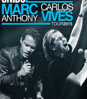 Marc Anthony y Carlos Vives Unidos en Chicago
