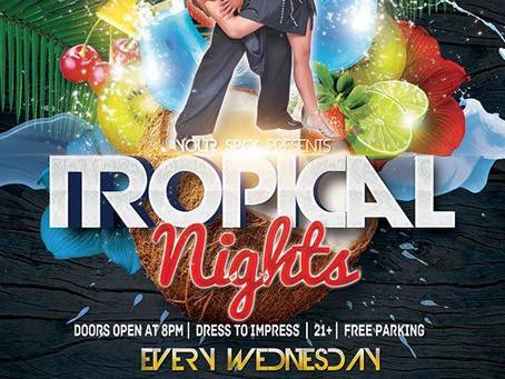 Tropical Nights - Karma Club