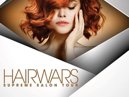 The Ultimate Hair Competition: #HairWars