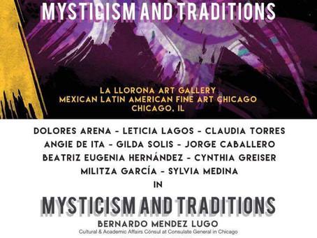 Mysticism and Tradition at Galleria La LLorona