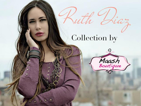 Ruth Diaz Collection by Maash Boutique at Latino Fashion Week 2014