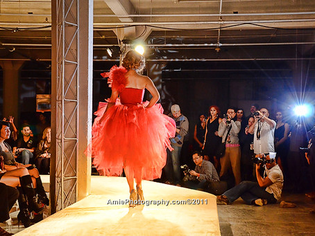 Los vestidos de Latino Fashion Week