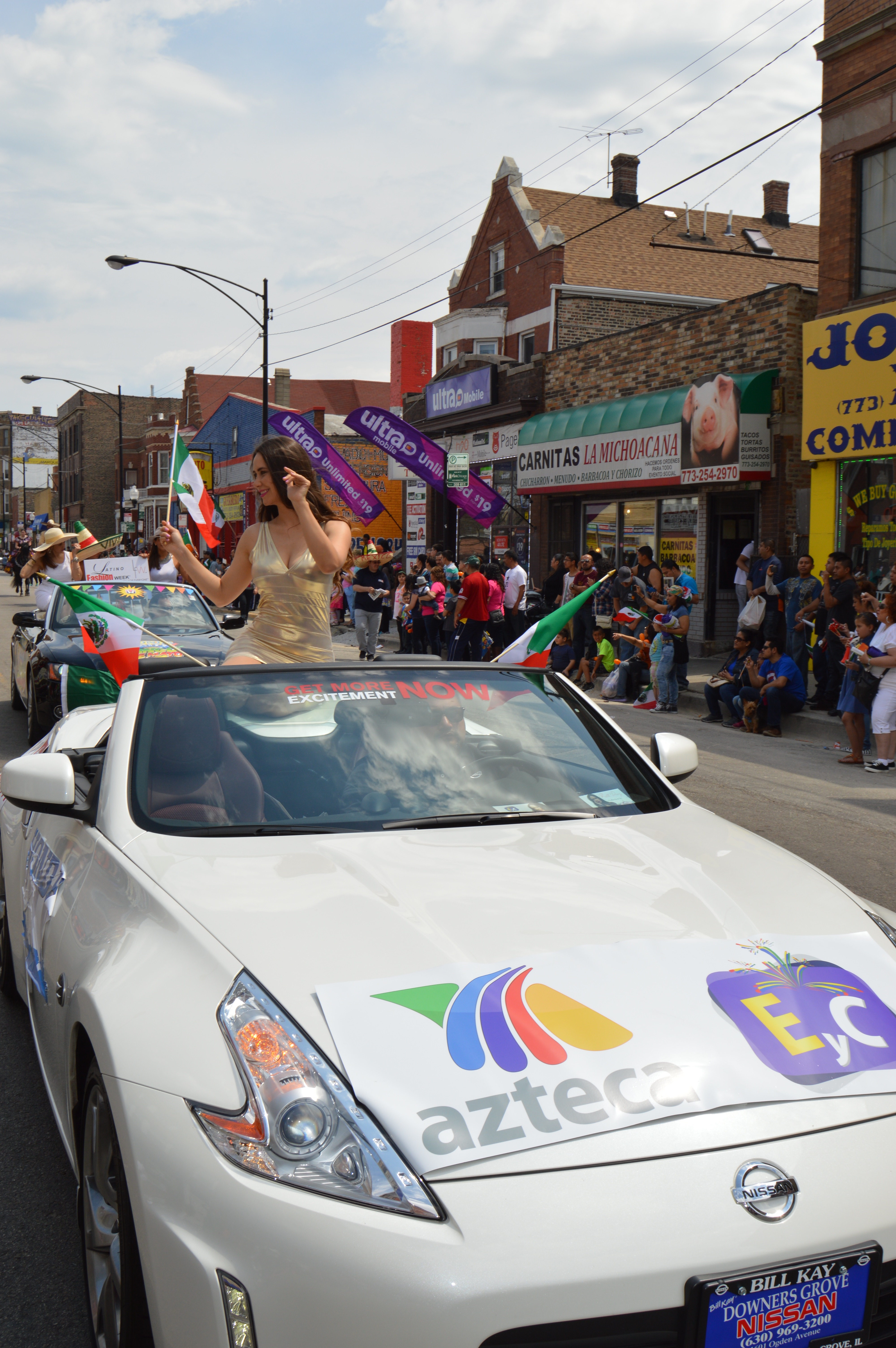 Cinco de Mayo Parade 2015