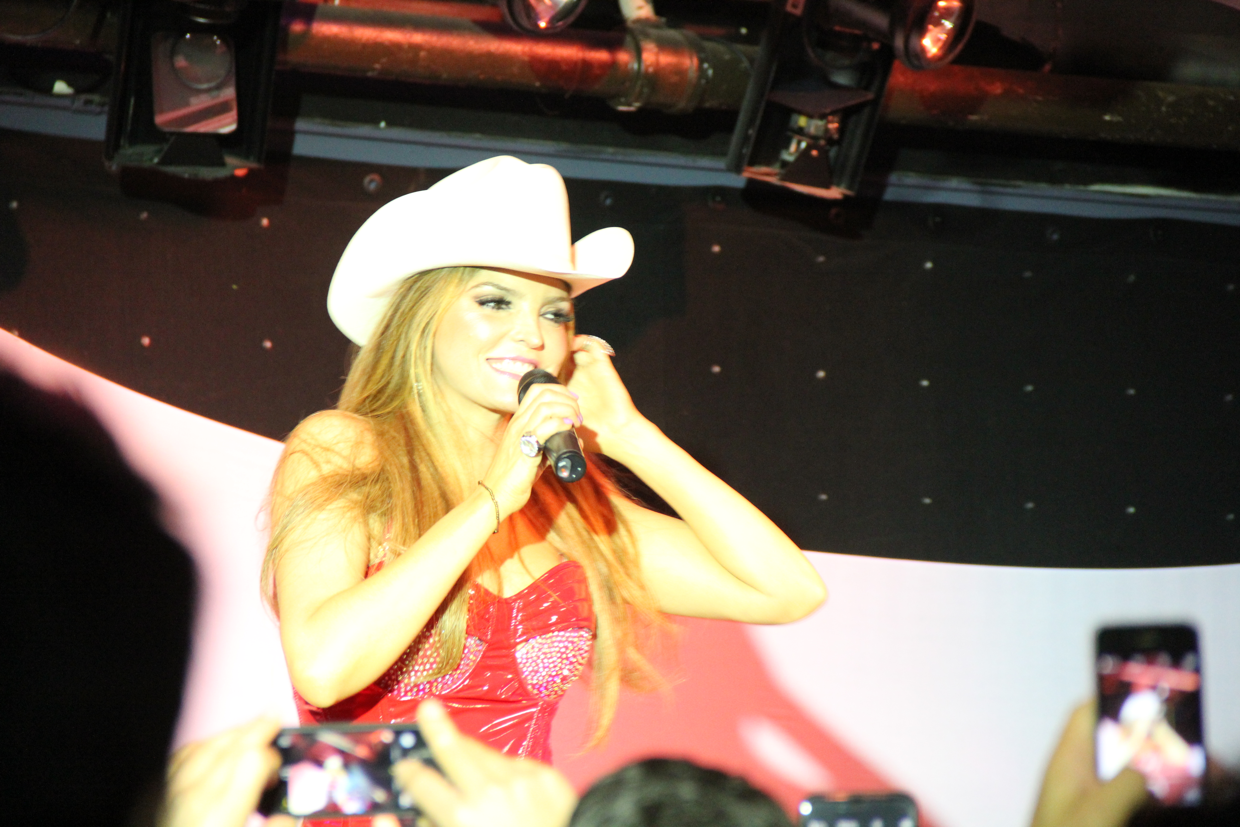 Ana Barbara in Concert