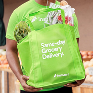 Instacart: 1 hour grocery delivery!
