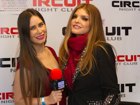 #AnaBarbara en #EspectaculosYCelebridades con @RuthDiazTV