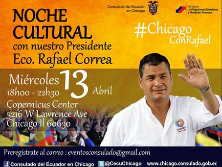 Noche Cultural April 13, 2016 Copernicus Center
