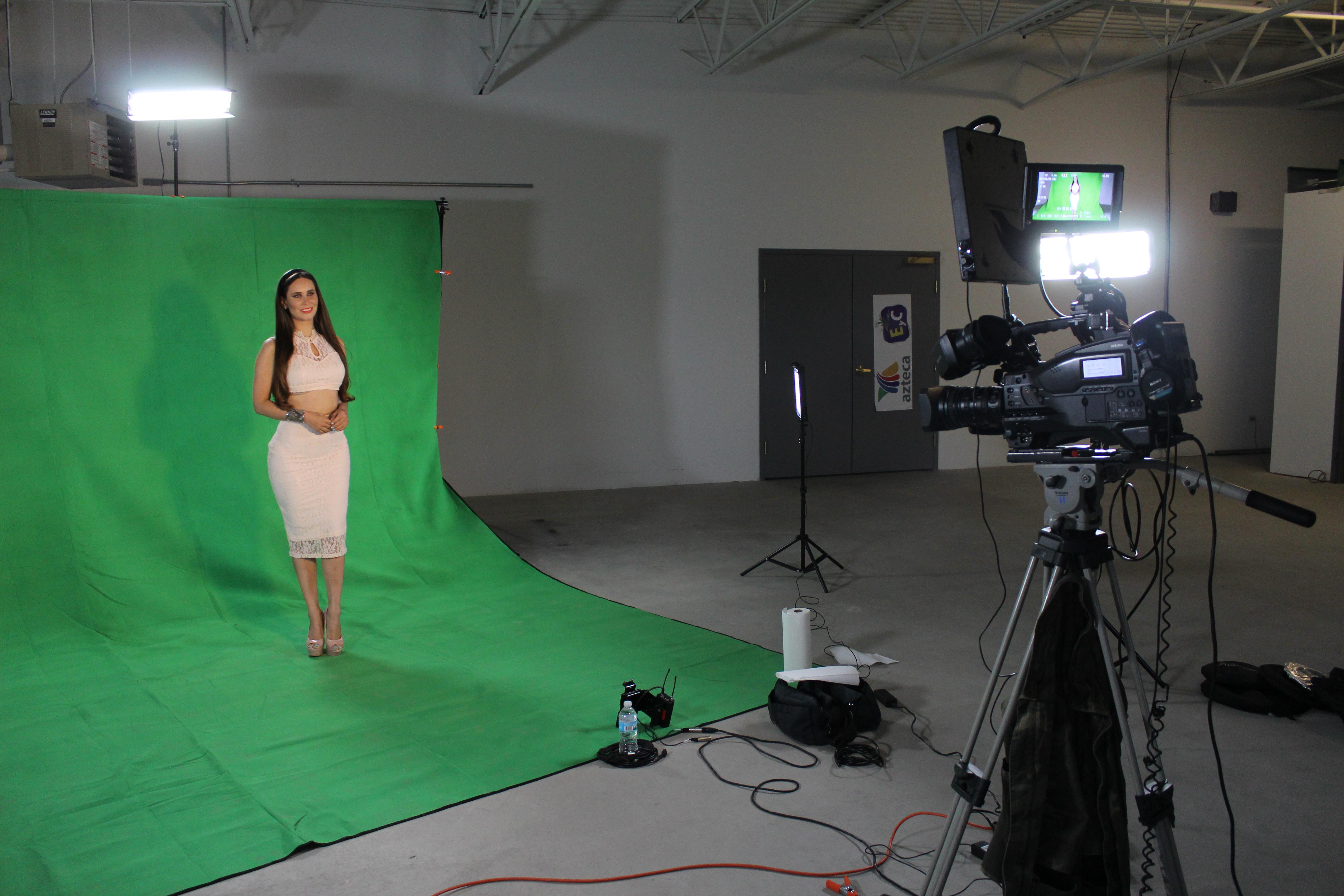 Television Studio A