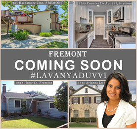 #COMING SOON IN FREMONT
