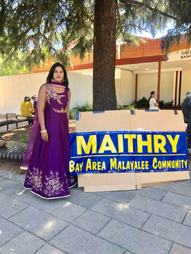 Supporting Maithry.- Bay Area Malayalee Community