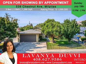 Single Family Home in Milpitas