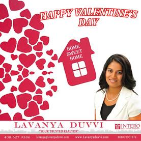 Happy Valentine's Day. #LAVANYADUVVI