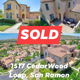 SOLD IN SAN RAMON