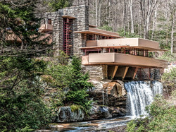 Casa sulla cascata Casa Kaufmann