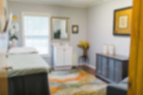 Prenatal clinical office room