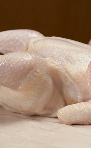 Natural Whole Chicken