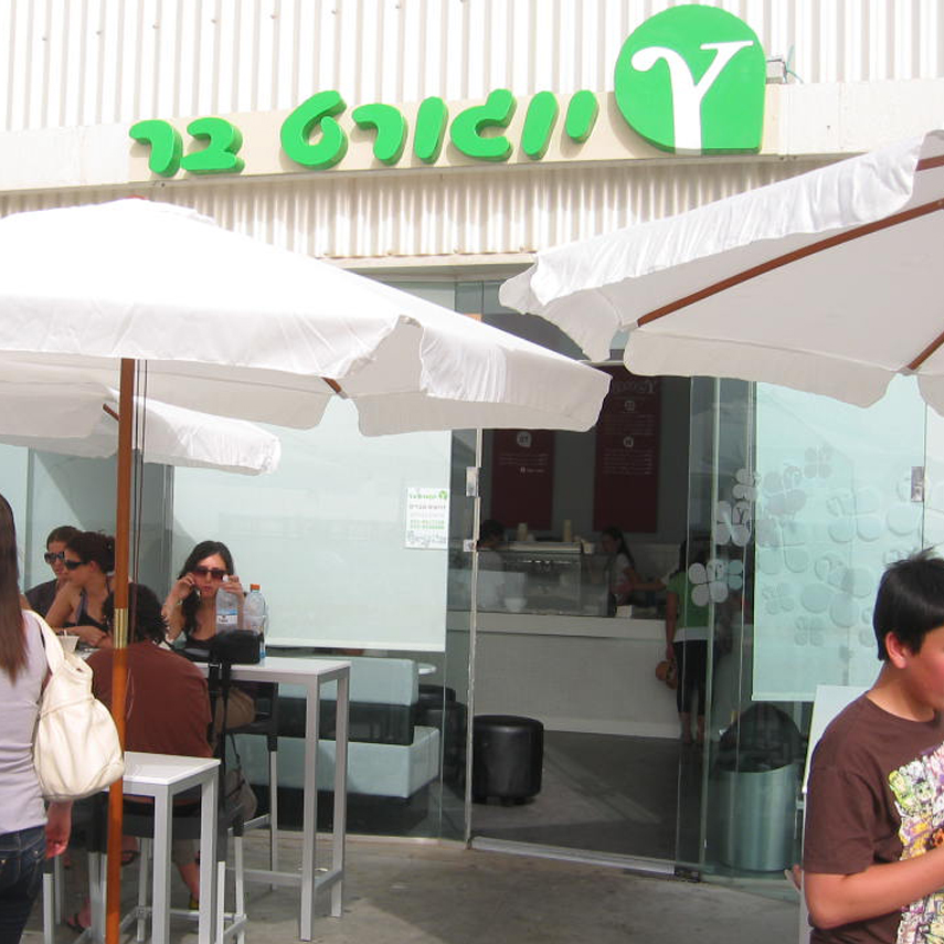 Y Yogurt Bar
