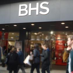 BHS, UK