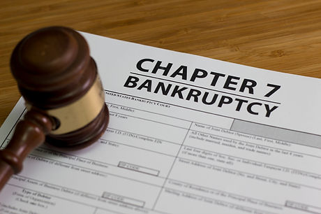 chapter 7 bankruptcy explained