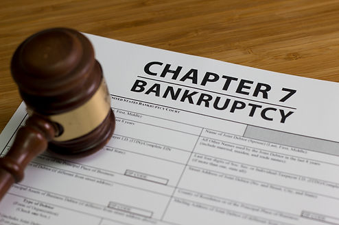 chapter 7 bankruptcy?