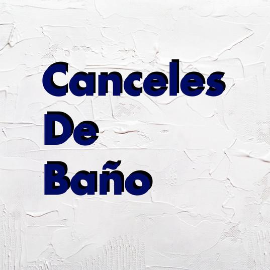 Canceles de baño