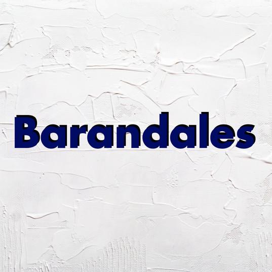 Barandales
