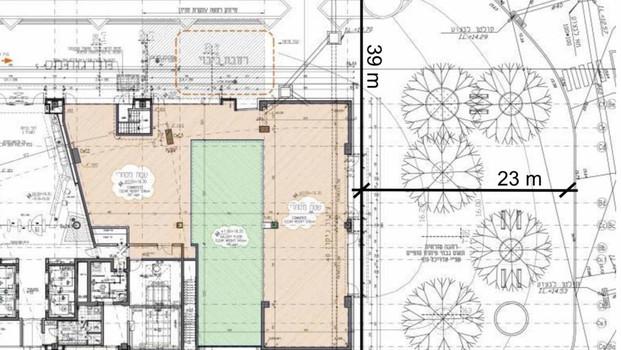Floor Plan   תכנית קומה