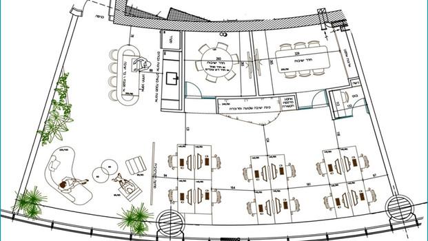 Floor Plan | תכנית קומה