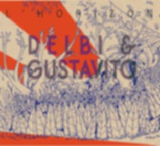cover - L`Horizon - Gustavito & DELBI.jp