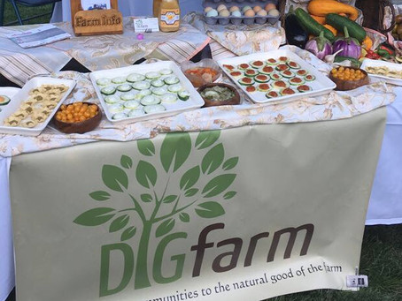 Farmers Markets, Festivals and Fundraisers, Oh my!