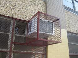 "Fixed Air Conditioner ""Box"" Guard"