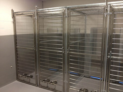 Indoor Animal Shelter Cage