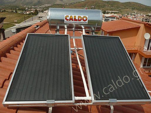 Ηλιακά Συστήματα Caldo