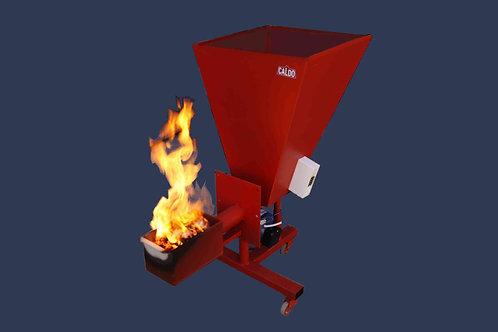 Μηχανισμός καύσης pellet