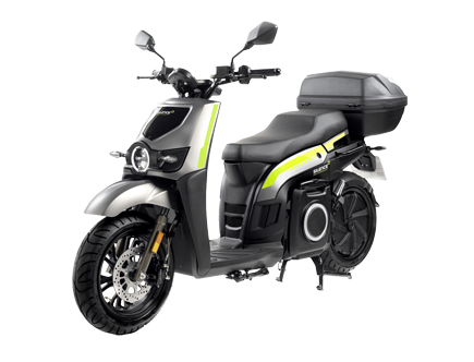 Silence S02 e-moto scooter in the UK