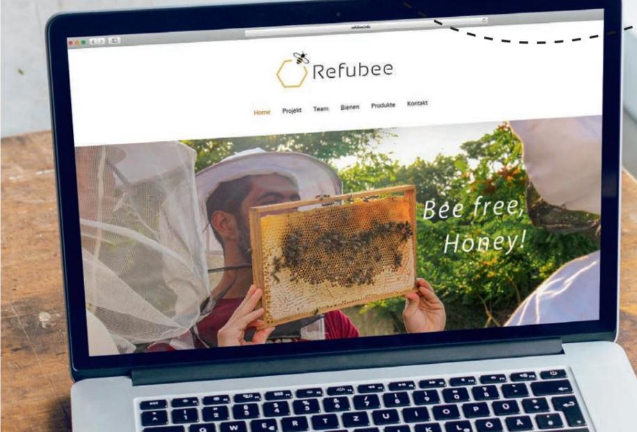 Refubee Webdesign