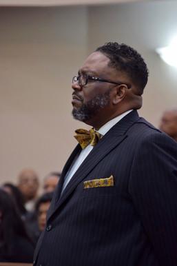 Pastor George Crews, III