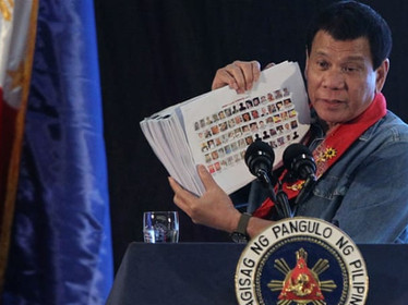 The War On Drugs: Duterte's Crackdown on The Philippines' Drug Market