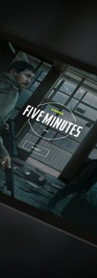 CASIO G-Shock - FIve Minutes