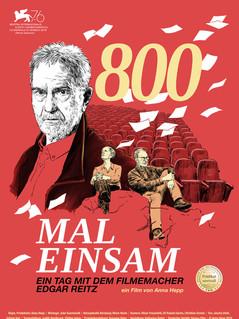 800 MAL EINSAM