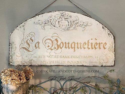 La Bouquetière