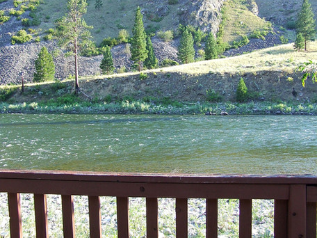 Salmon River House