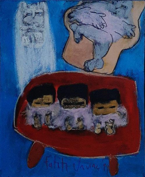 Fatih Urunç - Öğrenciler ve Kediler