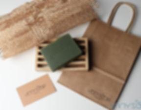 Chlorella soap 클로렐라 비누  천연재료만을 사용하는 친환경비