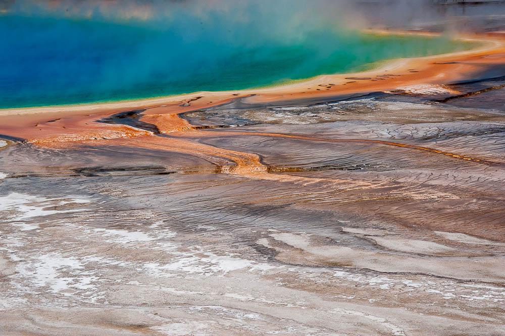 grand prismatic spring 1 - Yellowstone