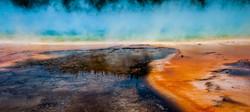 grand prismatic spring  2- Yellowstone