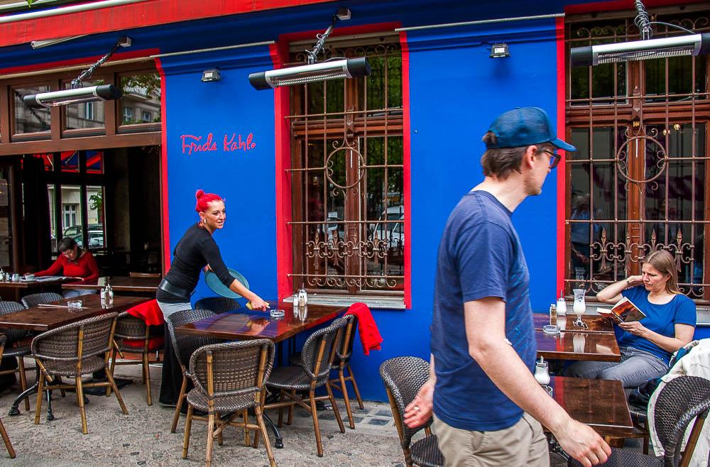 en triangle- Berlin