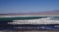 Lagune Cajar ATACAMA