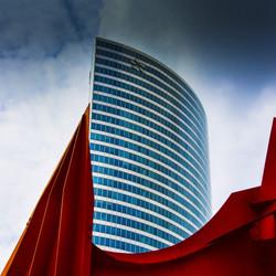 Calder et la tour bJ.F.